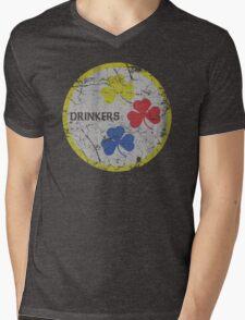 Irish Pittsburgh Drinkers St Patrick's Day Mens V-Neck T-Shirt