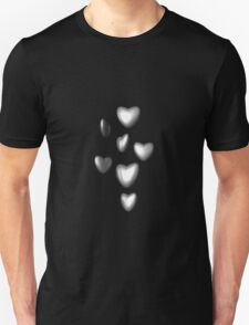 Unbreakable hearts metal Unisex T-Shirt