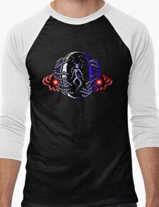 Giegue Men's Baseball ¾ T-Shirt