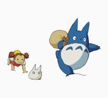 My Neighbor Totoro - Run Kids Tee