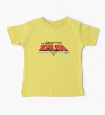 The Legend of Zelda Logo Baby Tee