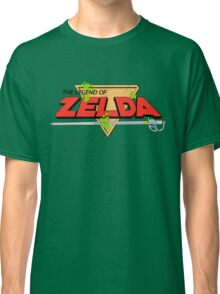 The Legend of Zelda Logo Classic T-Shirt