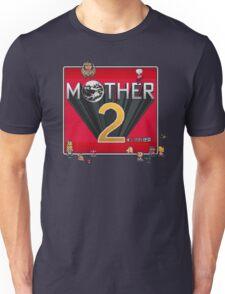 Alternative Mother 2 / Earthbound Title Screen Unisex T-Shirt