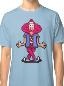 New Age Retro Hippie - Earthbound / Mother 2 Classic T-Shirt