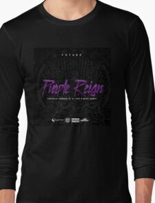 Future - Purple Reign Long Sleeve T-Shirt