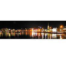 night vista Photographic Print