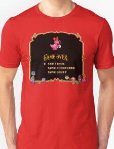 Game Over / Super Mario Bros. 2 T-Shirt