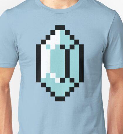 Rupee (Blue) Unisex T-Shirt