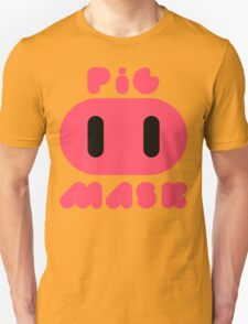 Pig Mask Logo T-Shirt