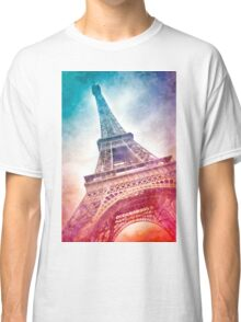 Modern-Art EIFFEL TOWER Classic T-Shirt