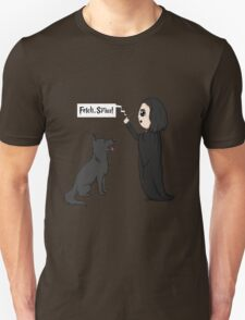 Fetch, Sirius! Unisex T-Shirt