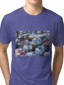 Reykjavik Tri-blend T-Shirt