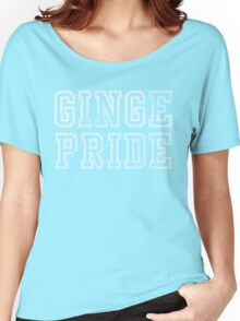 Ginge Pride St Patricks Day Women's Relaxed Fit T-Shirt
