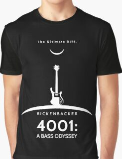 Rickenbacker bass guitar Graphic T-Shirt