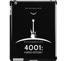 Rickenbacker bass guitar iPad Case/Skin
