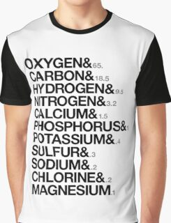 Elements of human body Graphic T-Shirt