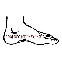 Good Foot for Cheap Price Photographic Print