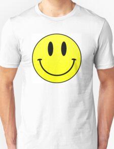 smiley face t shirt T-Shirt