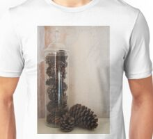 A collection from an Autumn's day Unisex T-Shirt