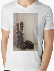 A collection from an Autumn's day Mens V-Neck T-Shirt