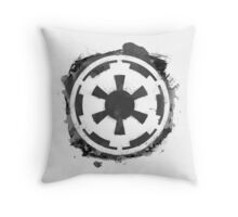 For the Empire Throw Pillow