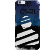 Sander cohen wrapped iPhone Case/Skin