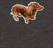 Gnar Wiener Dog Unisex T-Shirt