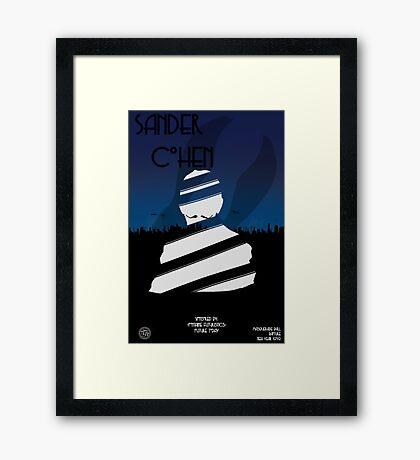 Sander cohen full Framed Print