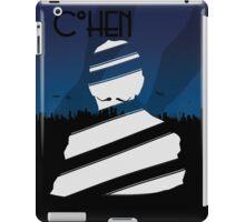 Sander cohen full iPad Case/Skin