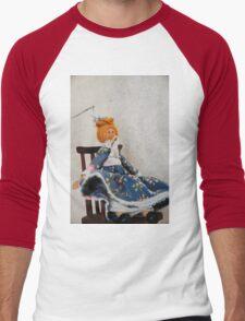 Peg Doll Men's Baseball ¾ T-Shirt