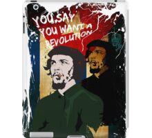 Revolution - Che iPad Case/Skin