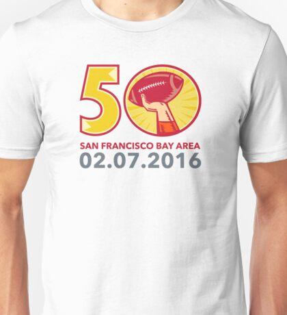 Super Bowl 50 Unisex T-Shirt