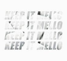 Keep It Mello (Marshmello) Kids Tee