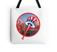 New York Yankees NYC Logo Tote Bag