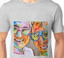 Color The People (Holi) Unisex T-Shirt