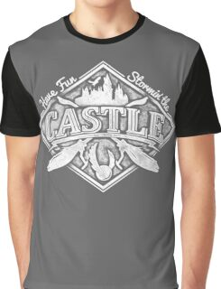 Stormin the Castle Graphic T-Shirt