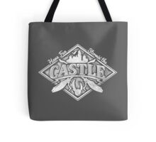 Stormin the Castle Tote Bag