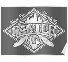 Stormin the Castle Poster