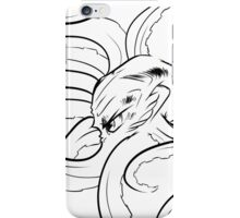 Cthulhu_White iPhone Case/Skin