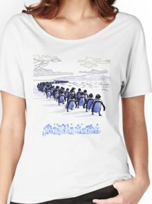 Penguin March Women's Relaxed Fit T-Shirt