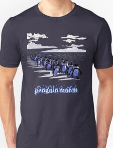 Penguin March Unisex T-Shirt
