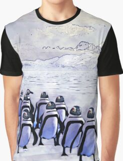 Penguin March Graphic T-Shirt
