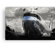 DC-3 Dakota Norway Canvas Print