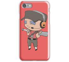 TF2 Chibi - Red Scout iPhone Case/Skin
