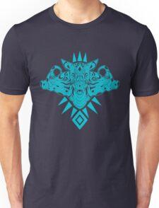 Babirusa- blue Unisex T-Shirt