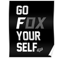 Go Fox Yourself Poster