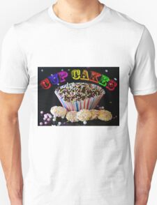 Cup Cakes Unisex T-Shirt