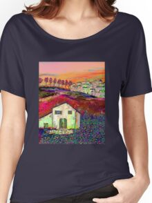 Returning home Women's Relaxed Fit T-Shirt
