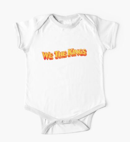 We The Kings Unofficial One Piece - Short Sleeve
