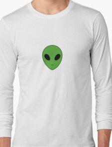 Peridot Alien Long Sleeve T-Shirt